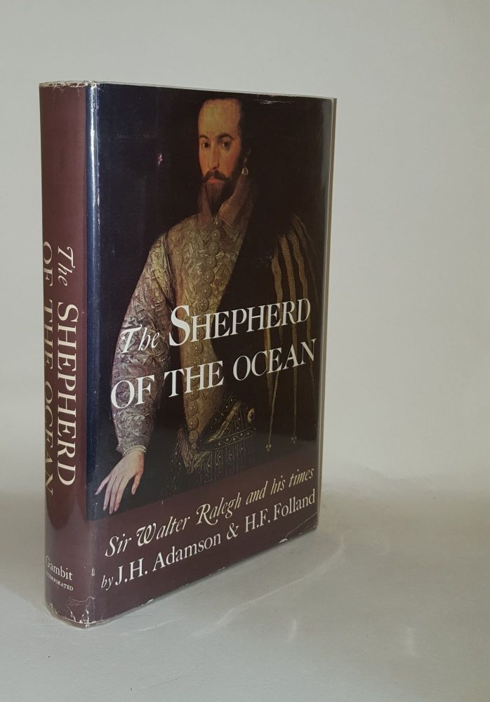 THE SHEPHERD OF THE OCEAN. FOLLAND H. F. ADAMSON J. H.