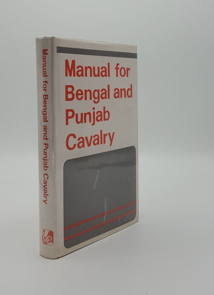 MANUAL FOR BENGAL AND PUNJAB CAVALRY. Adjutant General in India.