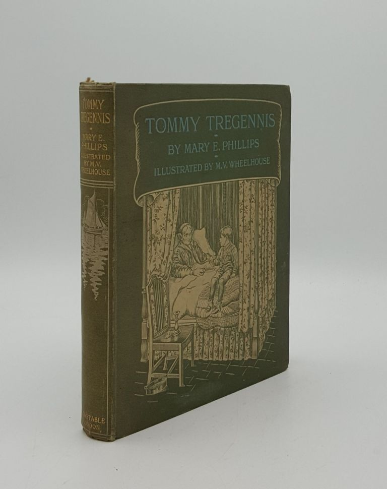 TOMMY TREGENNIS. PHILLIPS Mary E.
