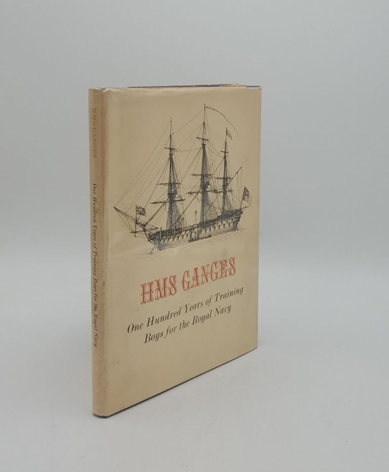 HMS GANGES 1866-1966 One Hundred Years of Training Boys for the Royal Navy. SUMMERS D. L.