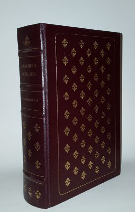 SPEECHES OF LORD ERSKINE Volume III and IV. HIGH James L. ERSKINE Lord