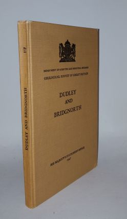 DUDLEY AND BRIDGNORTH Memoirs of the Geological Survey of Great Britain. POCOCK R. W. WHITEHEAD T. H