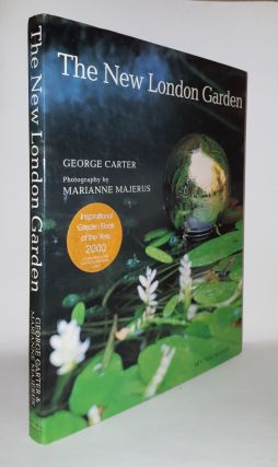THE NEW LONDON GARDEN. MAJERUS Marianne CARTER George.
