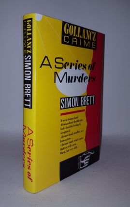 A SERIES OF MURDERS. BRETT Simon