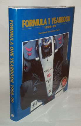 FORMULA 1 YEARBOOK 1998-99. DOMENJOZ Luc