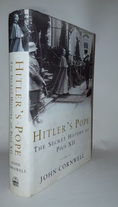 HITLER'S POPE The Secret History of Pius XII.