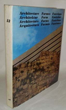 ARCHITECTURE FORMES FONCTIONS; ARCHITEKTUR FORM FUNKTION; ARCHITECTURE FORMS FUNCTIONS;...
