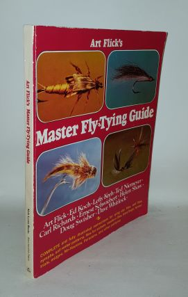 ART FLICK'S FLY-TYING GUIDE. FLICK Art