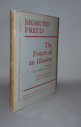 THE FUTURE OF AN ILLUSION The International Psycho-Analytical Library No.15. ROBSON-SCOTT W. D....