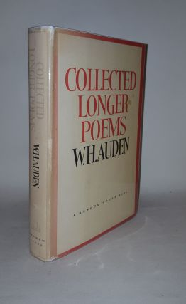 COLLECTED LONGER POEMS. AUDEN W. H