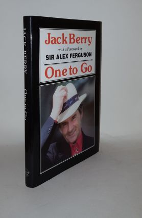 ONE TO GO. BERRY Jack