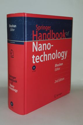 SPRINGER HANDBOOK OF NANO-TECHNOLOGY. BHUSHAN Bharat