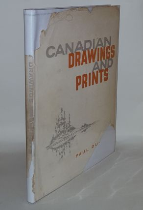 CANADIAN DRAWINGS AND PRINTS. DUVAL Paul