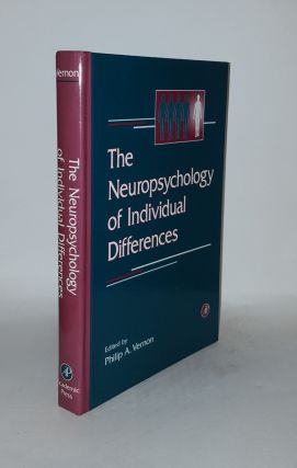 THE NEUROPSYCHOLOGY OF INDIVIDUAL DIFFERENCES. VERNON Philip A