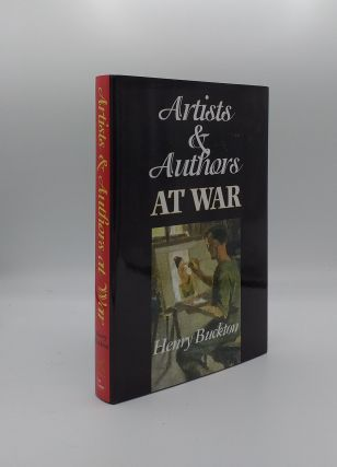 ARTISTS AND AUTHORS AT WAR. BUCKTON Henry