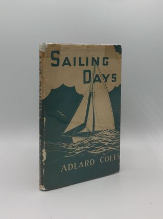 SAILING DAYS. COLES Adlard