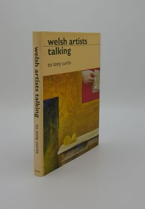WELSH ARTISTS TALKING. CURTIS Tony
