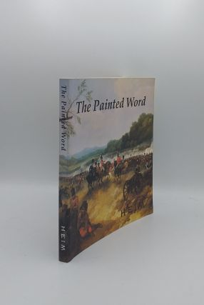 PAINTED WORD British History Painting 1750-1830. CANNON-BROOKES Peter