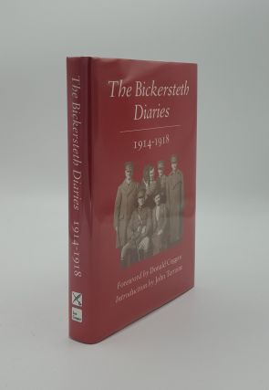 THE BICKERSTETH DIARIES 1914 1918. BICKERSTETH Ella