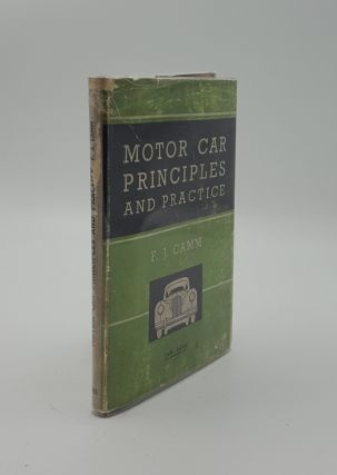 MOTOR CAR PRINCIPLES AND PRACTICE. CAMM F. J
