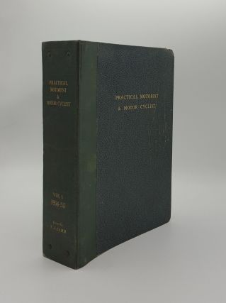 PRACTICAL MOTORIST & MOTORCYCLIST Repair-Maintenance-Overhaul Volume I (Nos. 1 to 12) May, 1954,...