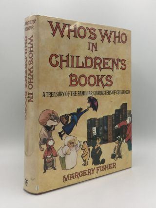 WHO'S WHO IN CHILDREN'S BOOKS. FISHER Margery
