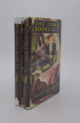 THE JUNGLE BOOKS Volume One [&] Volume Two. WATSON Aldren KIPLING Rudyard