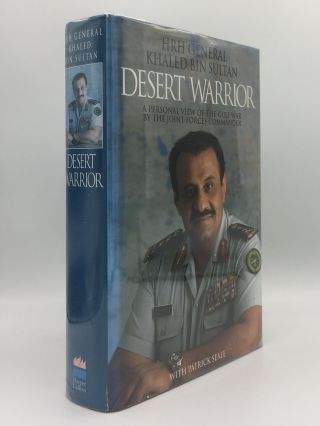 DESERT WARRIOR A Personal View of the Gulf War by the Joint Forces Commander. SEALE Patrick BIN...