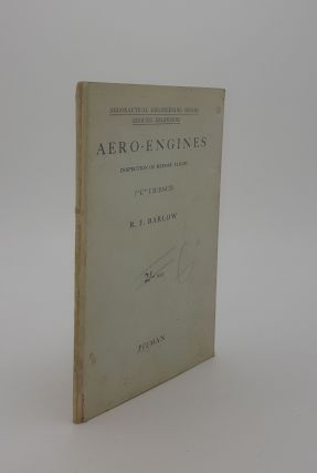 AERO ENGINES Inspection of Before Flight ('C' Licence) Aeronautical Engineering Series Ground...