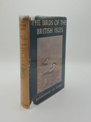 THE BIRDS OF THE BRITISH ISLES Volume XI. LODGE George E. BANNERMAN David Armitage