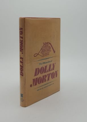 THE MEMOIRS OF DOLLY MORTON. MORTON Dolly