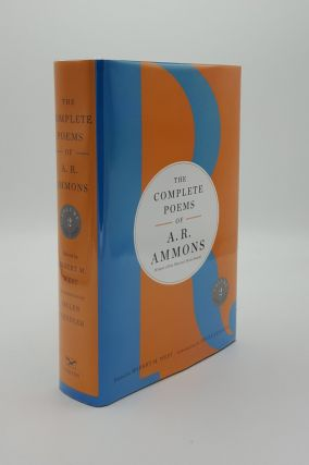 THE COMPLETE POEMS OF A.R.AMMONS Volume 2 1978-2005. WEST Robert M. AMMONS A. R