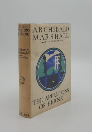 THE APPLETONS OF HERNE A Family Chronicle. MARSHALL Archibald