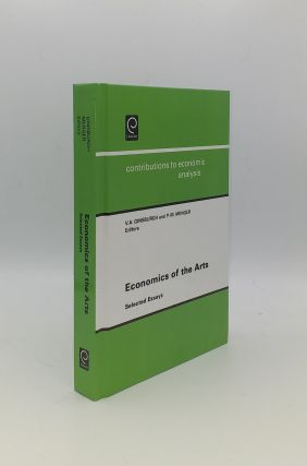 ECONOMICS OF THE ARTS Selected Essays. MENGER Pierre-Michel GINSBURGH Victor A