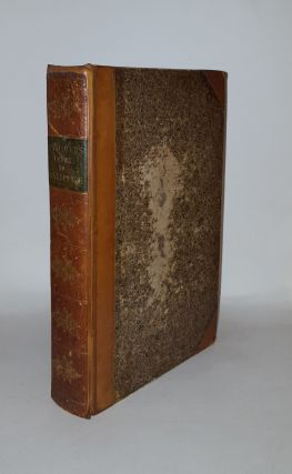 AN INDEX TO THE REMARKABLE PASSAGES AND WORDS Made Use Of By Shakespeare. AYSCOUGH Rev. Samuel