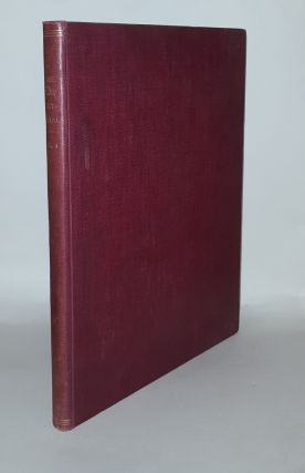 THE PLAY PICTORIAL Volume Three Containing Seven Plays. Anon