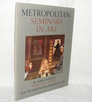 METROPOLITAN SEMINARS IN ART Portfolio 2 Realism. CANADAY John
