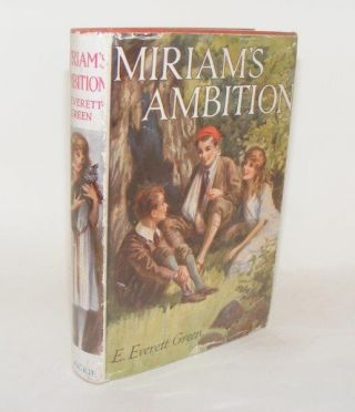 MIRIAM'S AMBITION. EVERETT-GREEN Evelyn