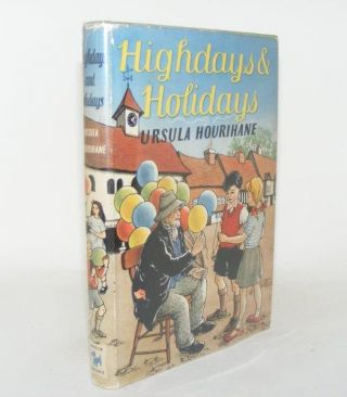 HIGHDAYS AND HOLIDAYS. HUMMERSTONE Rene HOURIHANE Ursula